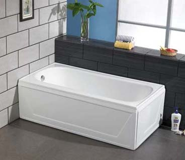 Works of art from stones Best acrylic tub